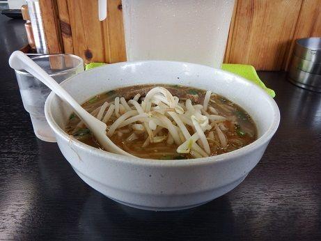 「ハーフらー麺(味噌)」@らぁめん サスケの写真