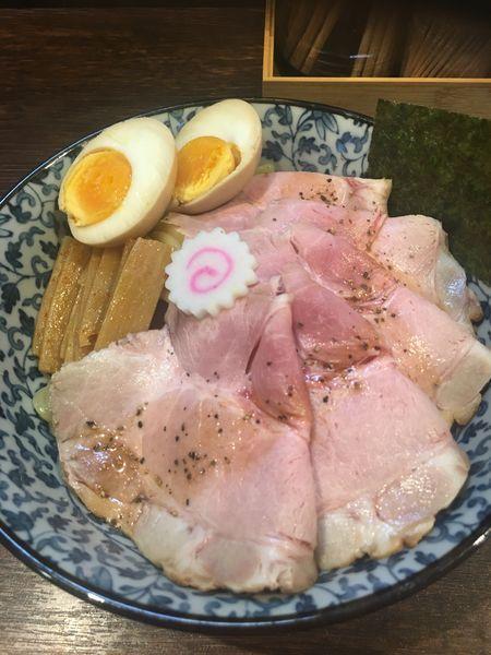 「つけ麺➕チャーシュー」@麺処はなぶさの写真