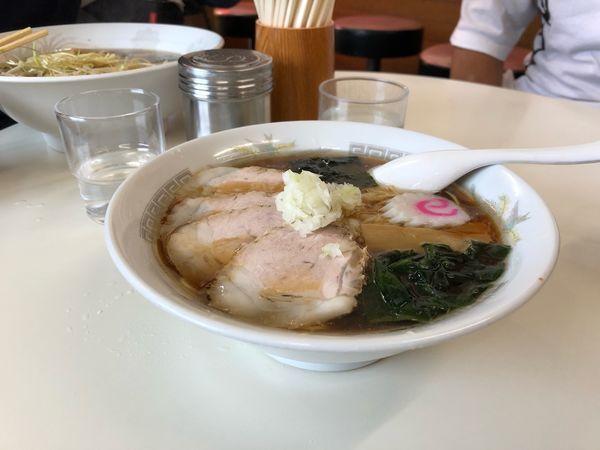 「チャーシュー麺  950円」@紀の家の写真
