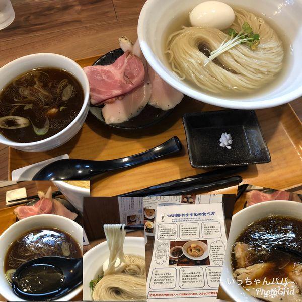 「特製つけ麺 1080円」@ラーメン 健やかの写真