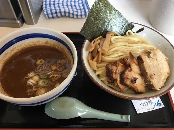 「つけ麺(750¥)」@麺屋ゆうの写真