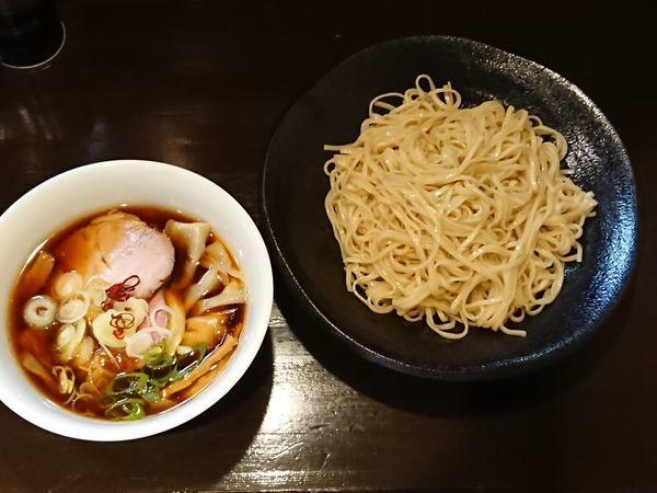「特製つけ麺(醤油)」@らぁ麺 すぎ本の写真
