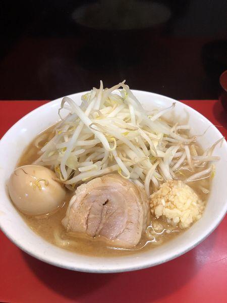 「味玉ラーメン」@用心棒 本号の写真