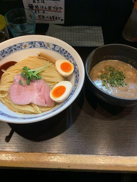 「味玉つけ麺(950円)」@麺処 夏海の写真