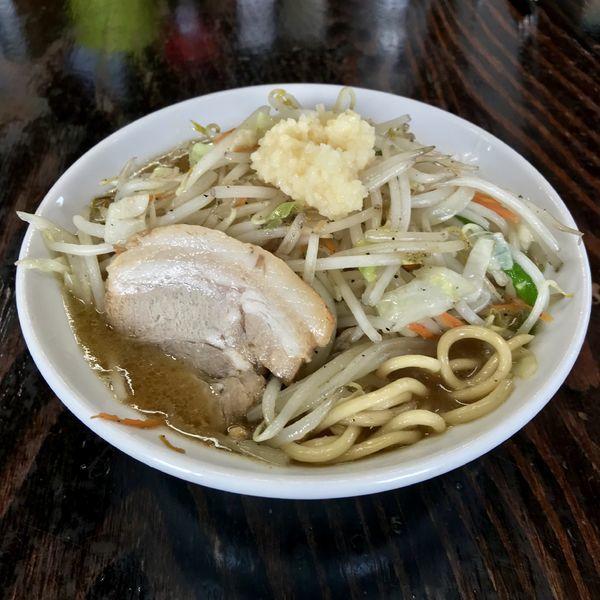 「山盛り野菜らー麺 ¥1026円」@麺処 くろ川の写真