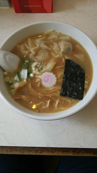 「ワンタン麺」@Hananoki@Plusの写真