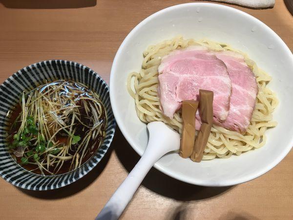 「つけ麺大盛り」@中華そば ます田の写真