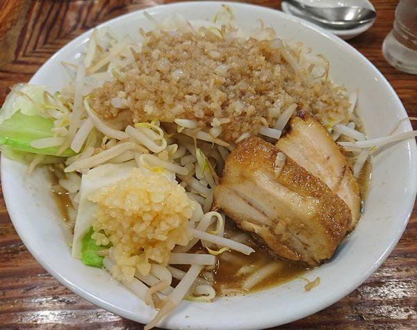 「豚煮干し(900円)」@つけめんTETSU さいたま特別版の写真