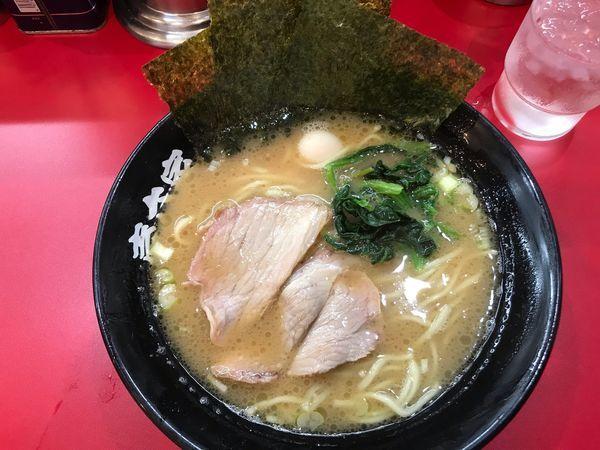 「塩ラーメン 並 700円」@壱六家 横浜店の写真
