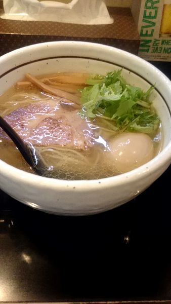 「味玉塩らぁめん(780円)」@麺屋 焔の写真