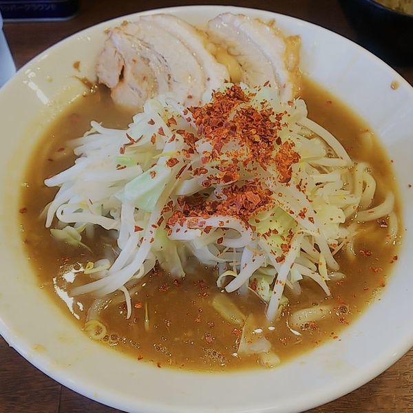 「ミニラーメン+ショウガ」@麺屋 づかちゃんの写真