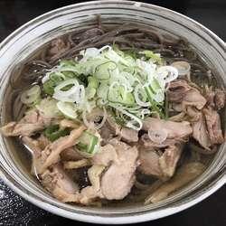 肉そば 藤七 本町分店