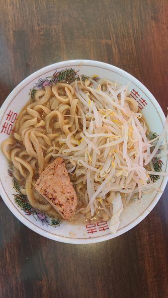 「ミニラーメン ¥640」@龍麺 ふえ郎の写真