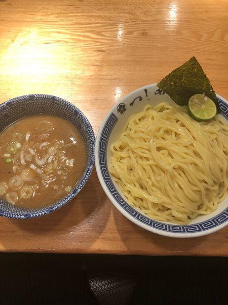「濃厚つけ麺880円大盛120円」@つじ田 日本橋八重洲店の写真