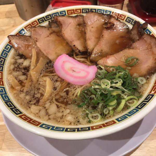 「肉そば」@肉そば麺達の写真
