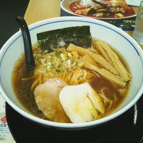 「純鶏ラーメン」@麺処 直久 本川越店の写真