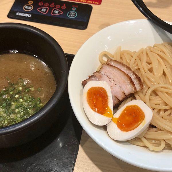 「味玉つけ麺 (900円)」@つけ麺 ぱぴこの写真