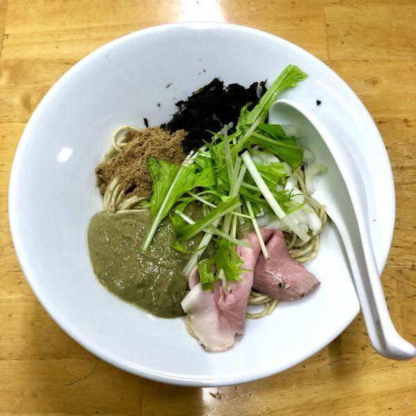 「牡蠣の和え玉 ¥400」@と多゛食堂の写真