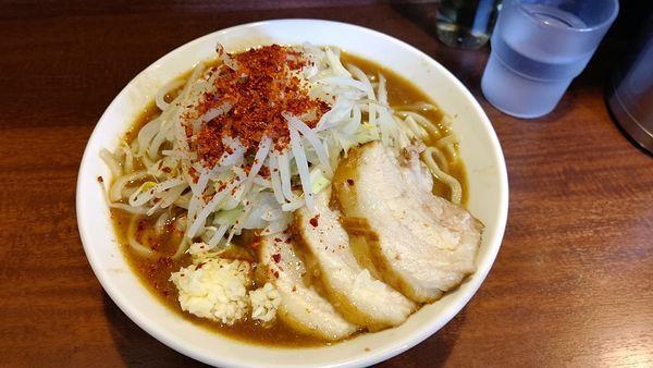 「ラーメン+豚1枚」@麺屋 づかちゃんの写真