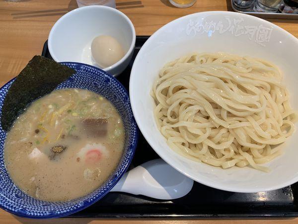 「頑者Wave中 860円」@らあめん花月嵐 新都心店の写真