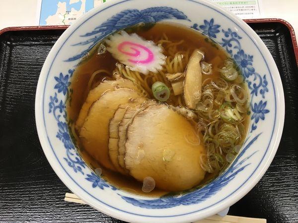 「チャーシューメン」@東北自動車道紫波サービスエリア上り線レストランの写真