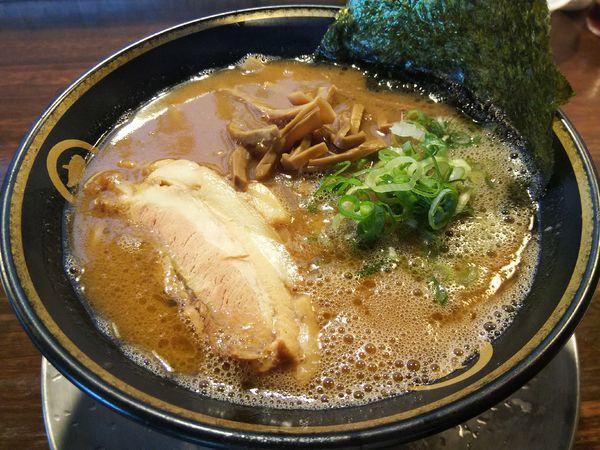 「豚骨醤油」@きまぐれ八兵衛の写真