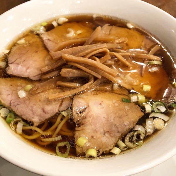 「チャーシュー麺」@さんぷくの写真