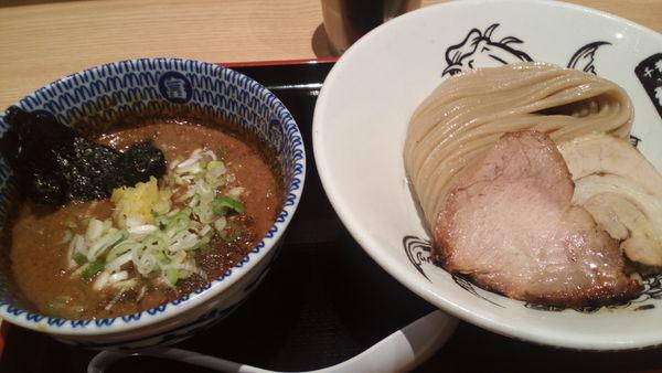 「濃厚つけ麺(880円)」@松戸富田麺業の写真
