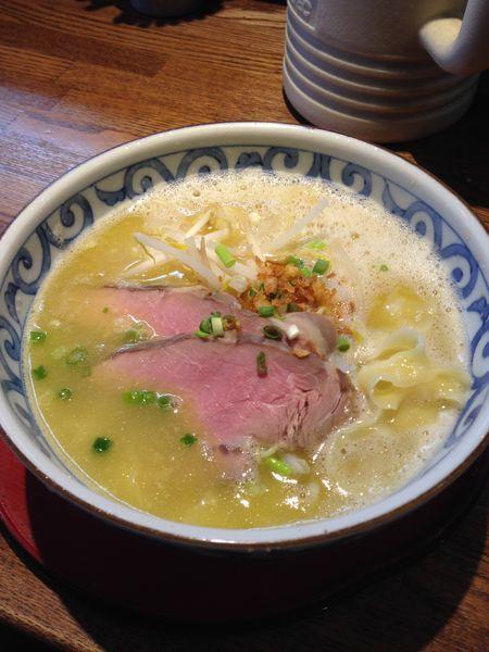 「バリシオラーメン」@らー麺屋 バリバリジョニーの写真