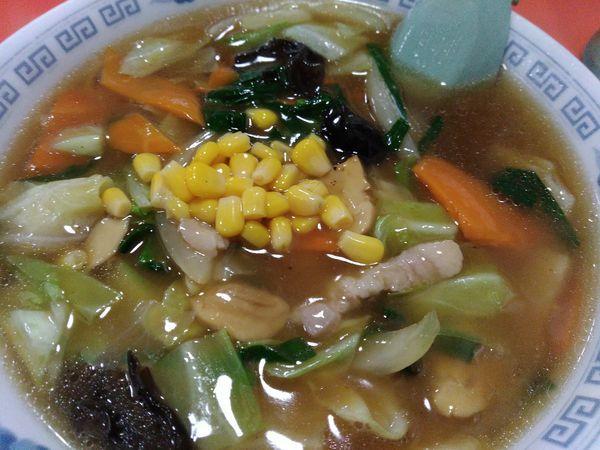 「広東麺」@幸香の写真