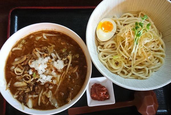 「【限定】味噌つけ麺 ¥880」@和風らーめん 凪の写真