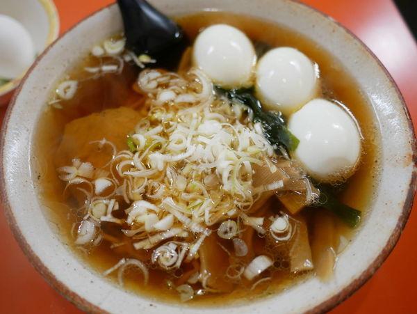 「らーめん 麺硬め」@珍來 北千住店の写真