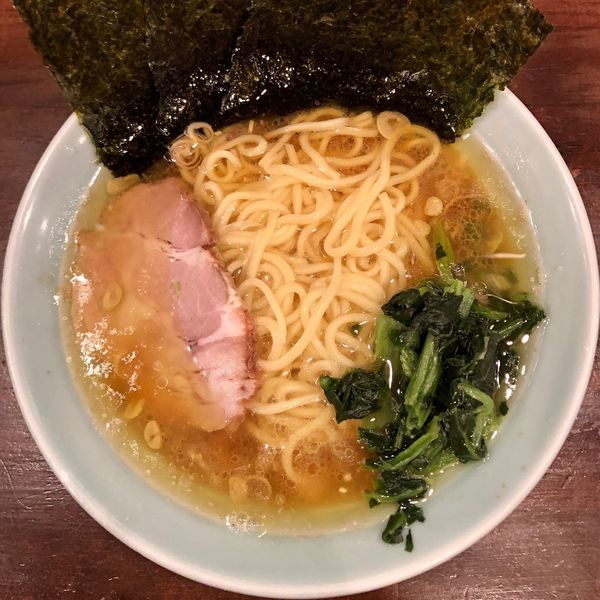 「ラーメン (630円)」@らーめん家 政の写真