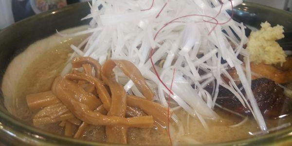 「味噌ラーメン」@ラーメン郷の写真