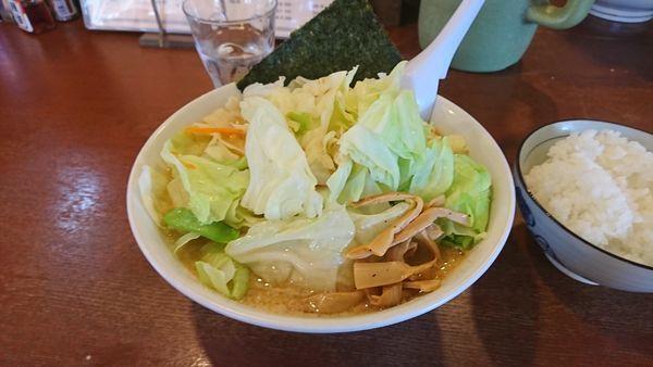 「野菜味噌ラーメン」@らーめん大将の写真