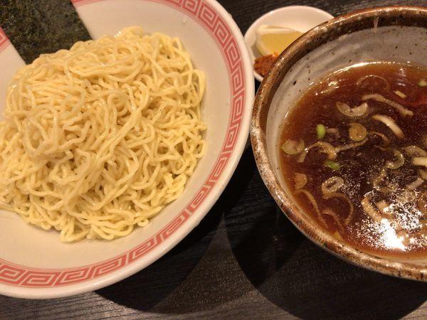 「つけ麺」@ラーメン大至の写真