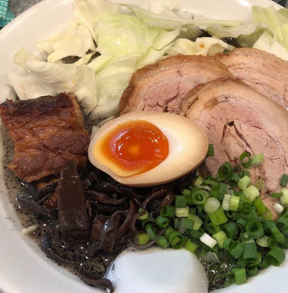 「ダブル」@麺屋 MANIの写真