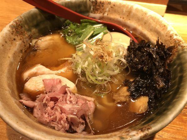 「得製焼きあご塩らー麺」@焼きあご塩らー麺 たかはしの写真