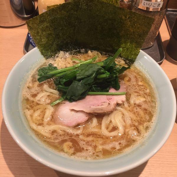 「家系らぁ麺」@麺屋 庄太 赤坂店の写真
