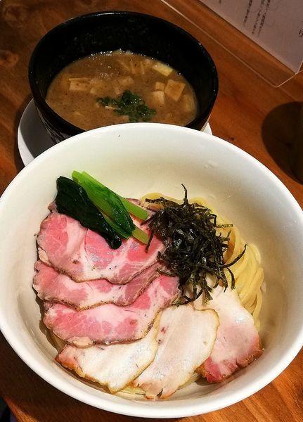 「チャーシューつけ麺」@麺処 ぐり虎 本店の写真