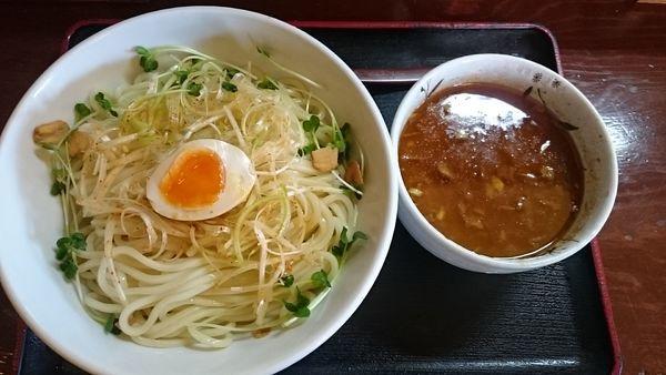 「坦々つけ麺(大盛)」@和風らーめん 凪の写真