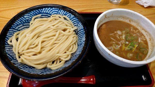 「つけ麺 800円」@つくば麺屋こうじの写真