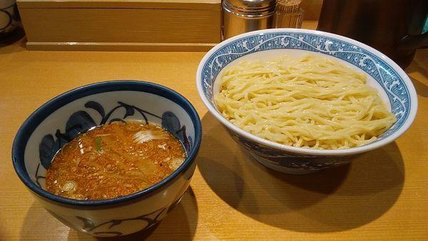 「つけ麺大盛り ¥880」@中華そば 青葉 川崎アゼリア店の写真