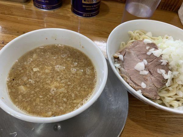 「つけ麺」@中華そば136の写真
