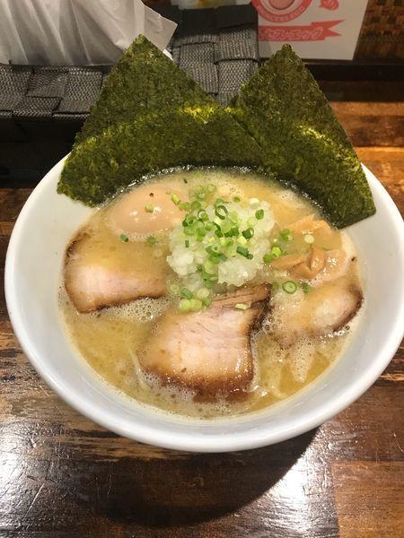 「全部乗せ濃厚鶏白湯ラーメン」@麺屋ことぶきの写真