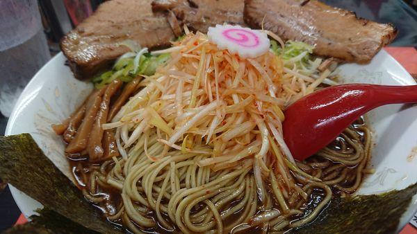 「ネギラーメン」@麺屋こうきの写真