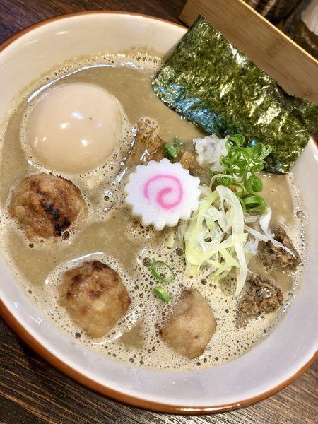 「【限定10食くらい】煮干し中華そば ¥890」@麺処はなぶさの写真