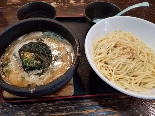 「特製つけ麺」@麺屋 地養の写真