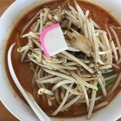 極濃湯麵シントミの写真