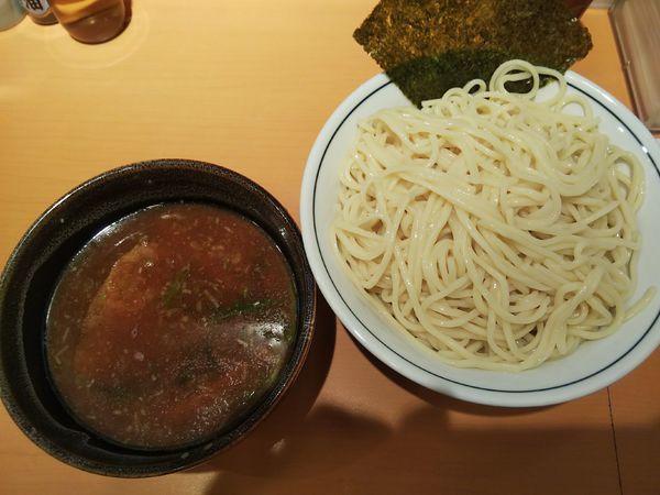 「つけ麺 中盛(¥800)」@らーめん文蔵の写真